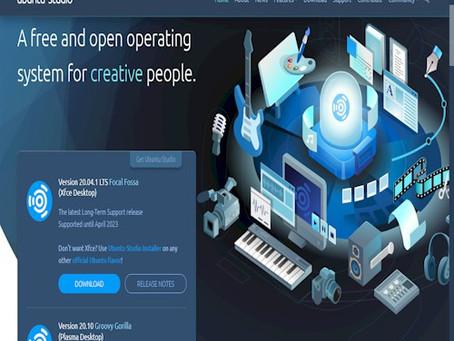 Ubuntu Studio = Creativity Equality