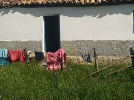 A Boaçãonaria novamente atua no Vale do Jequitinhonha. Agora, zona rural de Comercinho.