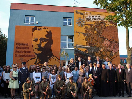 Mszczonowskie murale