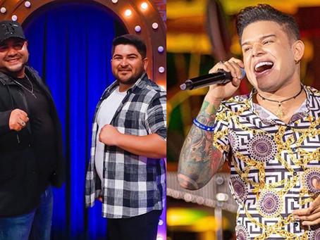 De Tierry aos Barões da Pisadinha: confira 5 músicas de artistas do Nordeste que estão bombando