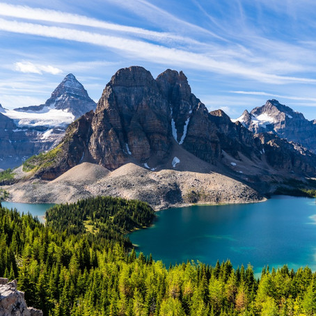 Experience the Canadian Rockies with Kids