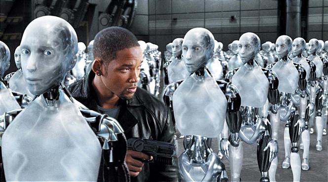 인간을 '거의' 닮은 로봇들이 소름돋지 않은가?