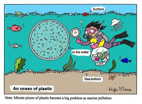 Marine Litter and Micro-plastics Update