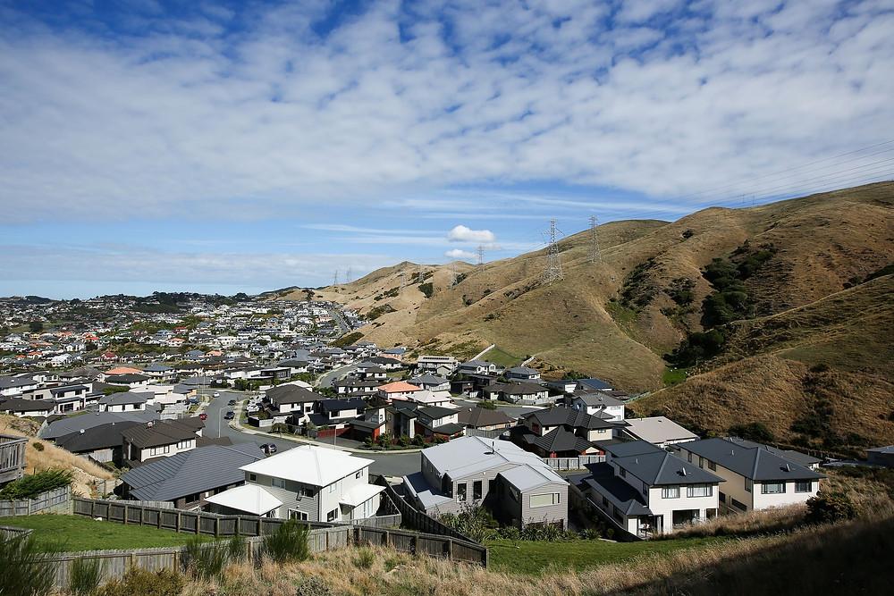 住房方面,在過去的 20 年中,新西蘭人購買住房變得越來越困難。(Photo by Hagen Hopkins/Getty Images)