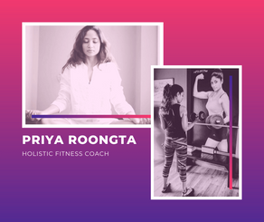 How a 'Fauji' Wife Found Her Calling As A Holistic Fitness Professional - Story Of Priya Roongta