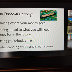 HCOP Ambassador Program Session 2 - Financial Aid and Financial Literacy