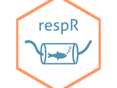 New Twitter account for respR - @respR_pkg