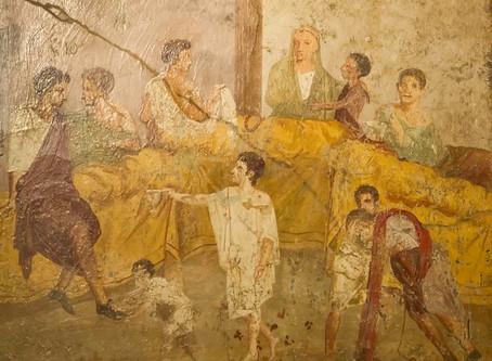 A Escravidão em Roma: entre a casa e o espaço público