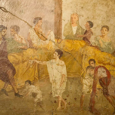 Slavery in Rome: Between Home and Public Space