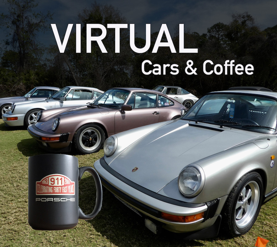 Porsche Cars & Coffee