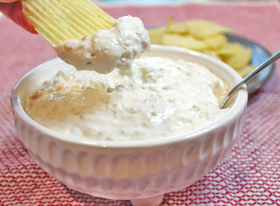 California Onion Dip