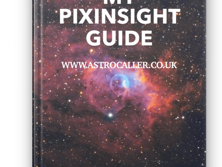My PixInsight Guide