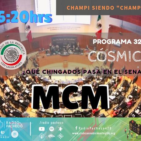 COSMICO con Champie Maciel Prog 31