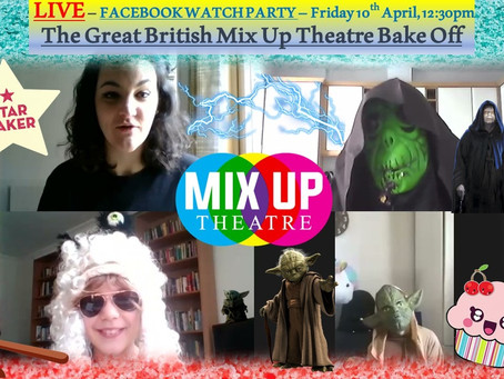 WATCH: The Great British Mix Up Theatre Bake Off - THE FINALS