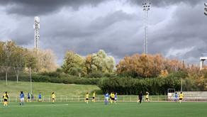 Cadete Femenino 2 - 0 Getafe CF