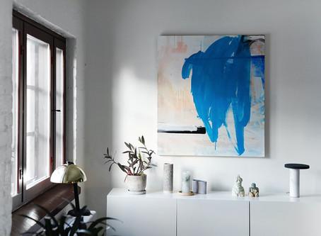 Juha Vanonen -abstraktin taiteen taitaja