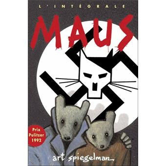 Maus, l'œuvre inégalée d'Art Spiegelman