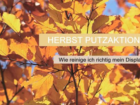 HERBST PUTZ AKTION 2020 !