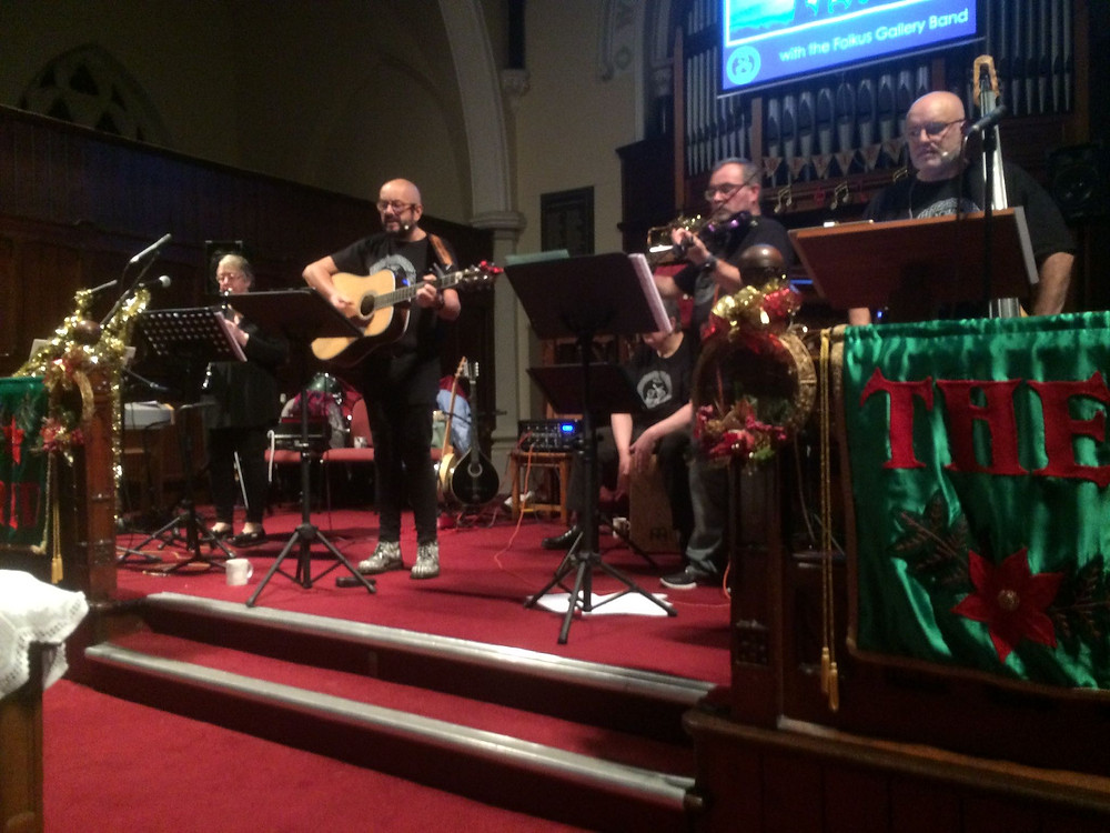 The Folkus Gallery Band