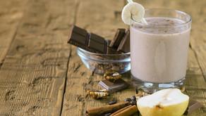 Zimní smoothie na podporu hubnutí