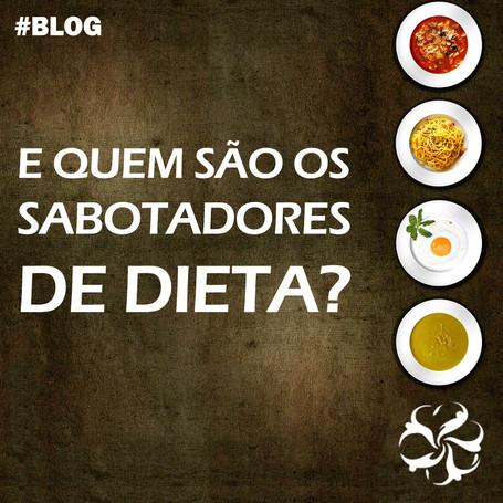 Conheça os alimentos sabotadores da dieta!