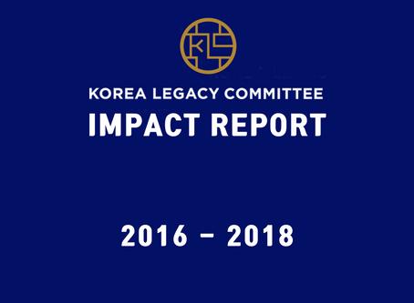KLC 2016-2018 Impact Report