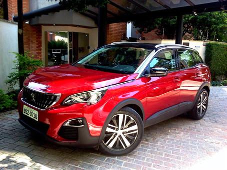Avaliação: Peugeot 3008 Allure, a mesma qualidade com um preço mais competitivo