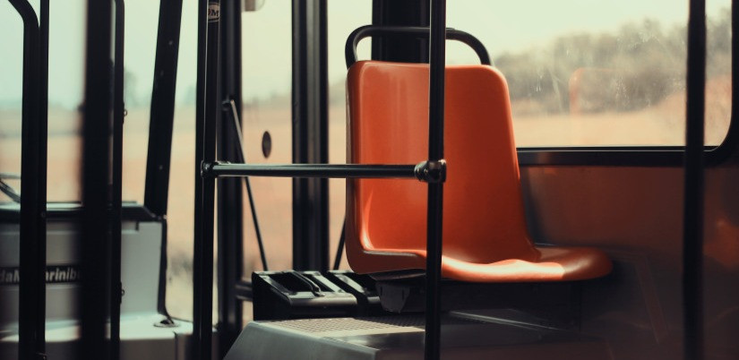 seat on a bus links to BBC story about covid-19 cleaning