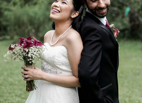 { Mahshad + Cristine } Intimate Wedding at Our Haven Events Place | Tagaytay Photo & Video Package