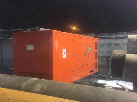 Аренда дизельных генераторов и их работа при низких температурных значениях воздуха