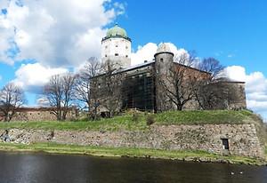 """""""Vyborg Castle"""" Lighthouse"""