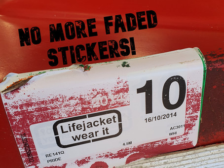 No More Boat Rego Stickers! Find out what to do.