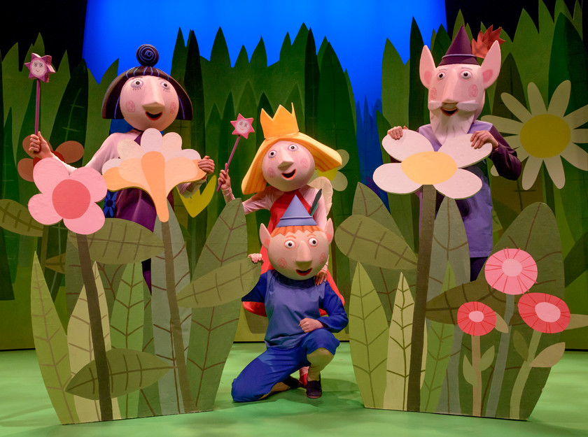 Ben and Holly's Little Kingdom at St Helens Theatre Royal