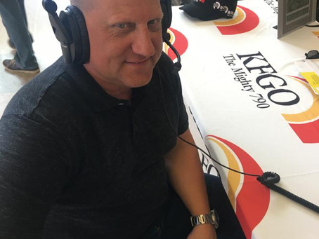Phil Chalmers interview on KFGO - It Takes 2