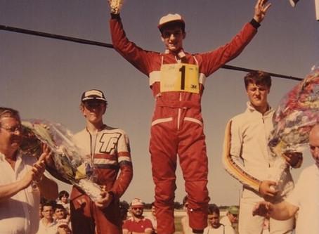 SENSE OF SPEED - La storia di colui che mise dietro Michael Schumacher