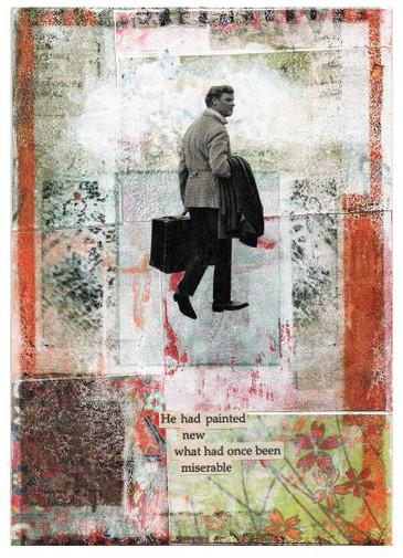 """""""The Secret Artist"""", by Simon Kirk"""
