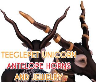 Snode - Antelope Antlers (Unicorn)