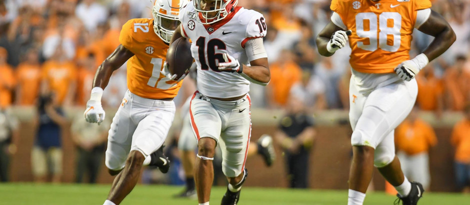 Georgia vs Tennessee Game Preview