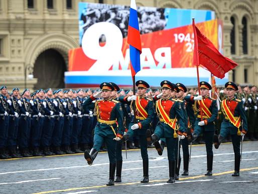 Президент России Владимир Путин объявил о переносе парада в честь 75-летия Победы