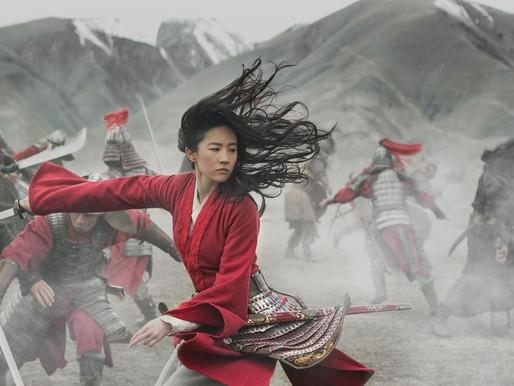 Mulan gets slammed