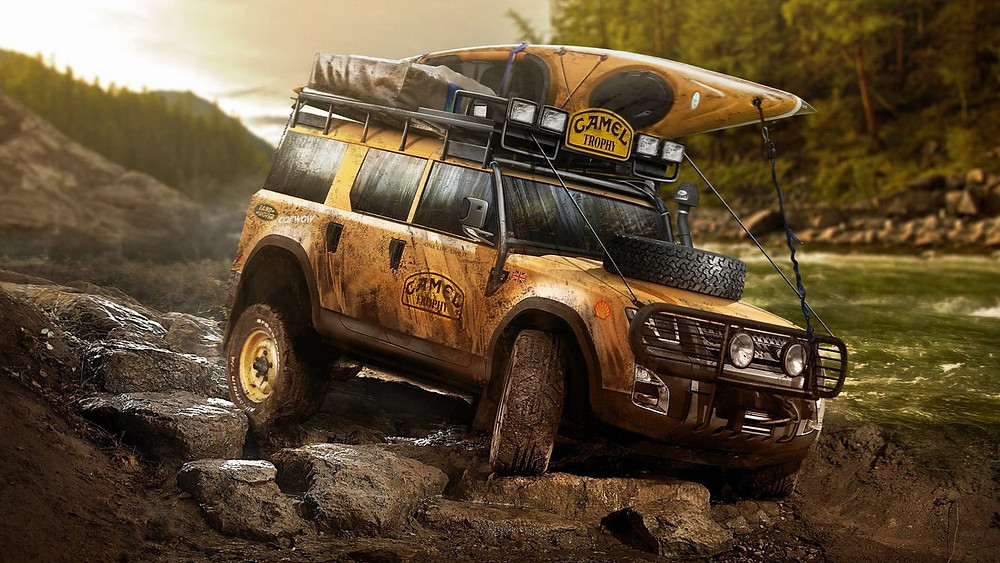 New Land Rover Defender, Camel Trophy Edition