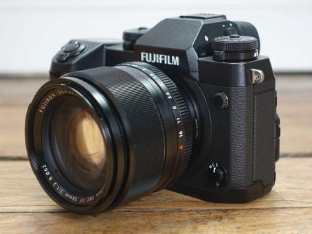 Fujifilm X-H1 Ön İnceleme