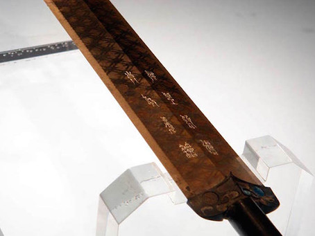 2,500-Year-Old Chinese Sword Still Looks and Cuts Like New