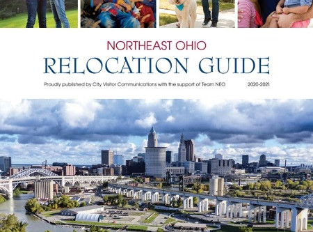Relocating to Northeast Ohio?  Grab this information-packed guide to the area now!