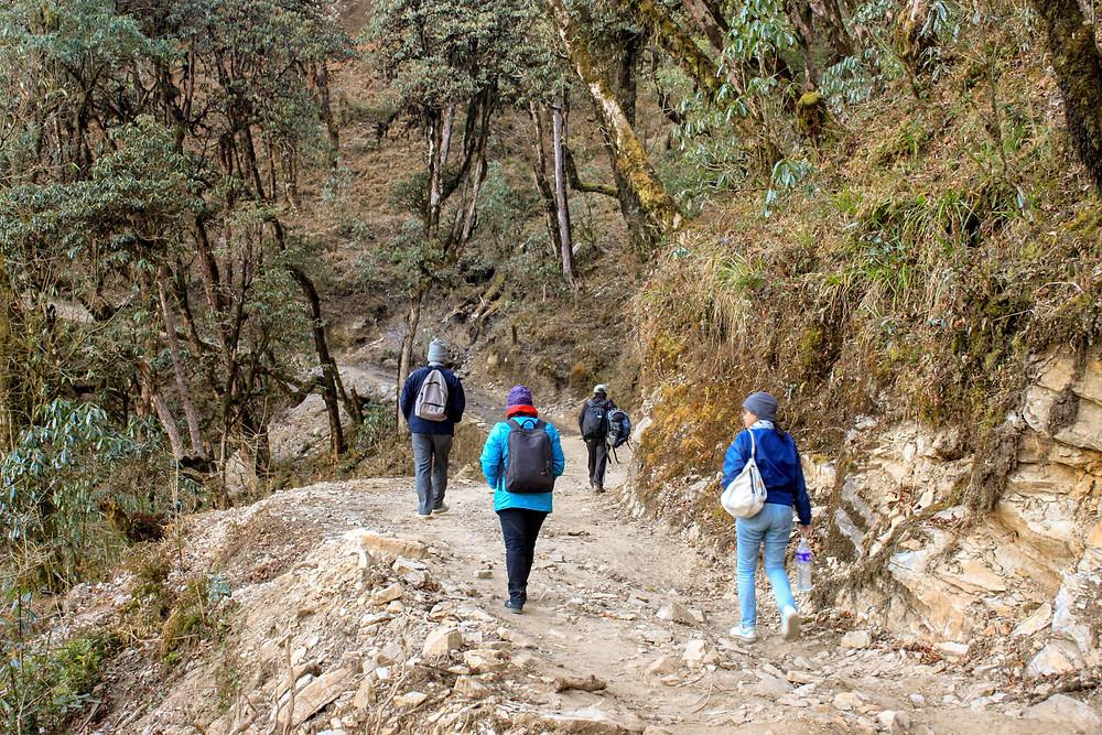 Garuwale Bhanjyang