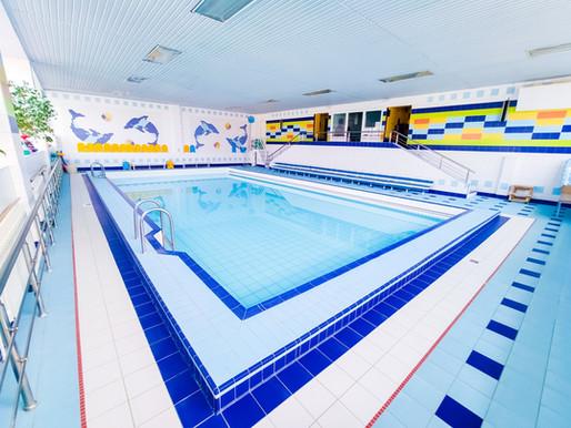 4 ноября (Ср) - Праздничное плавание в малом бассейне.