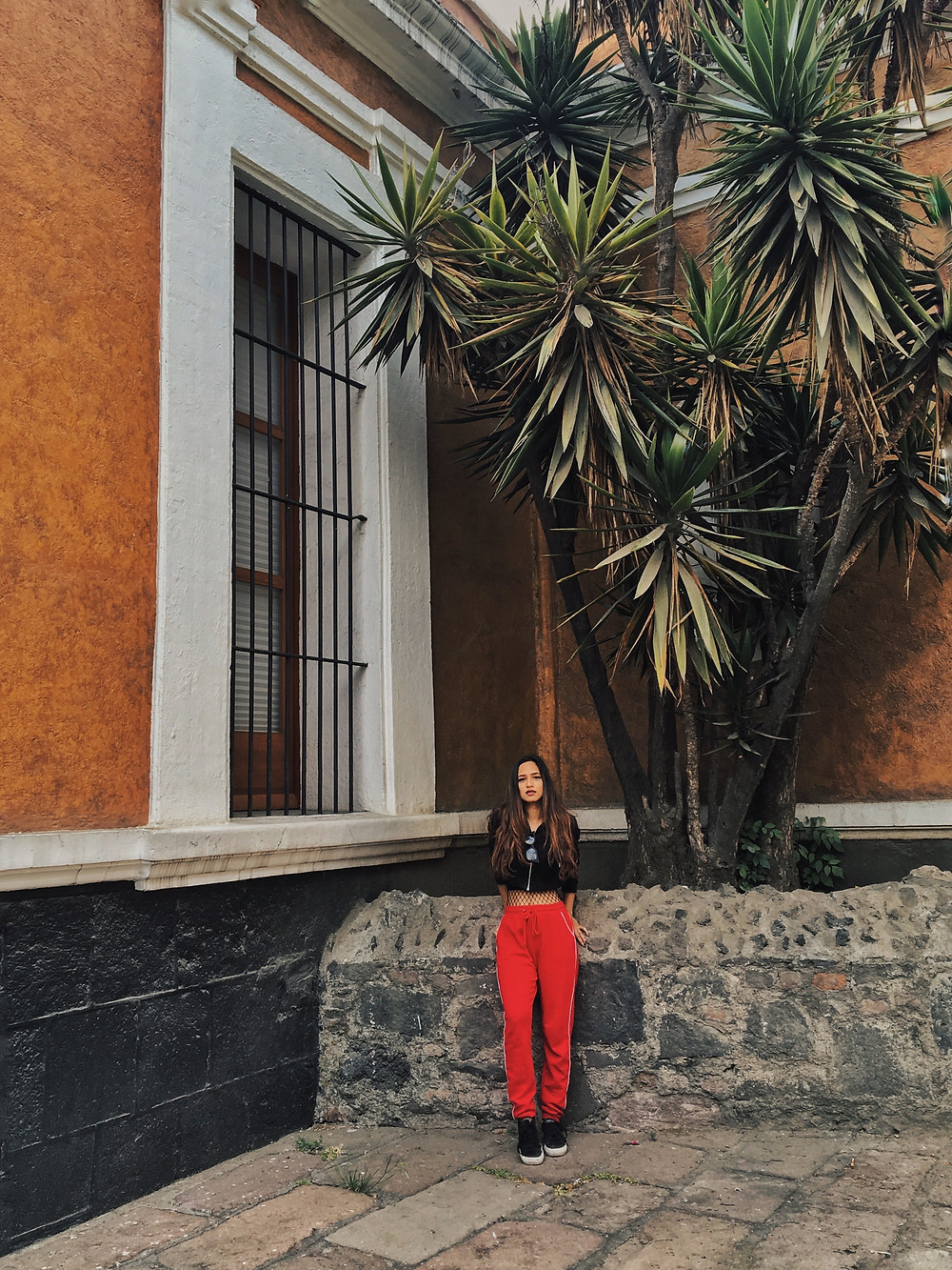 Psyched in San Angel