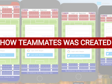 How Teammates Was Created