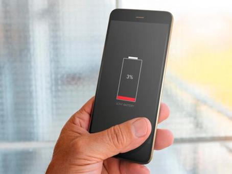 El cerebro es como la batería del celular