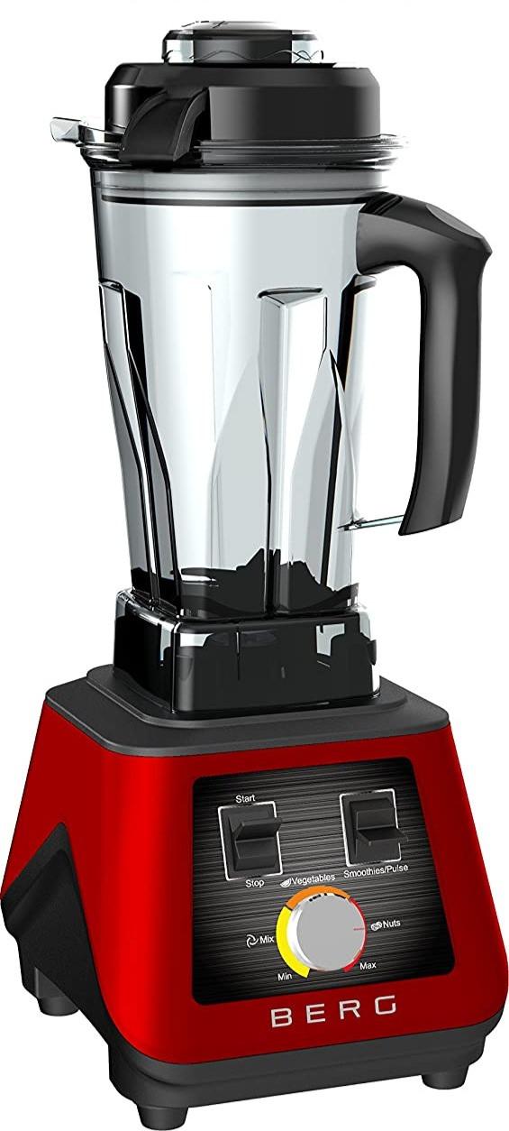 Heavy-Duty Commercial Smoothie Blenders UK - Berg smoothie blender